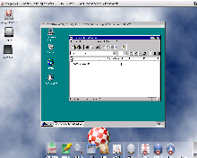 WINDOWS 95 ON SAM460EX